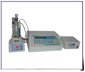 Coulometric KF Titrator - Manufacturer, Exporter, Supplier