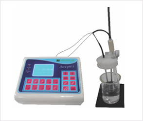 Accu PH 3 / Microcontroller Based ph meter -  Manufacturer, Supplier & Exporter